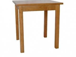 Mesa hostelería de madera de Ginetom Clásico