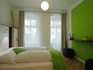 Klasyczna sypialnia od Cathrin Büsse Innenarchitektur Klasyczny