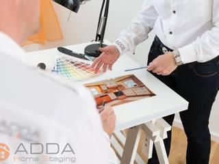 Ruang Makan oleh ADDA Home Staging, Modern