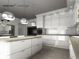 Klasyczna kuchnia: styl , w kategorii Kuchnia zaprojektowany przez InteriorConcierge