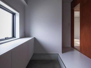 書写の散居 オリジナルスタイルの 玄関&廊下&階段 の 高橋功治アトリエ オリジナル
