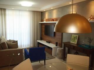 Modern Living Room by Marina Sá Interiores Modern