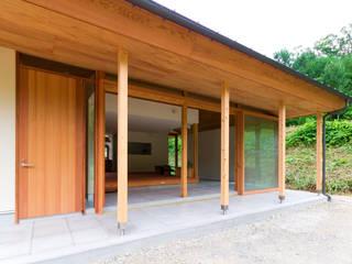 エイチ・アンド一級建築士事務所 H& Architects & Associates Scandinavian style houses Wood Wood effect