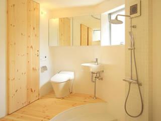 ミニマムハウス: 星設計室が手掛けた浴室です。