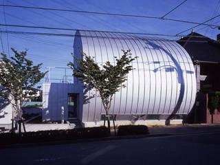 でんぐりむしの家: 星設計室が手掛けた家です。
