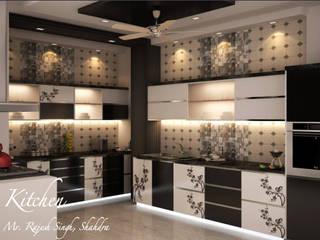 ห้องครัว by Dzine Route