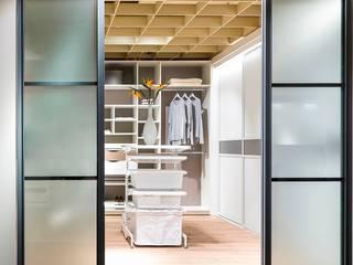 Elfa Deutschland GmbH Dressing roomStorage White
