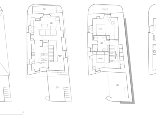 Casas  por b+t arquitectos