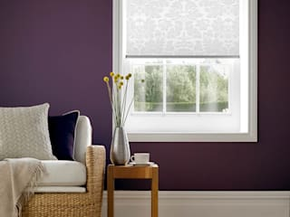 ​Roller Blinds with ULTRA control por Appeal Home Shading Moderno