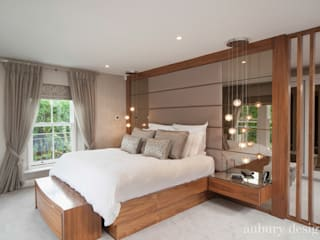 Contemporary Living Modern style bedroom by Aubury Design Modern