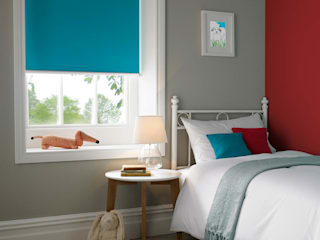 Summer Roller Blind Collection Modern style bedroom by Appeal Home Shading Modern