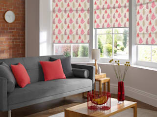 Summer Roller Blind Collection Salas de estar modernas por Appeal Home Shading Moderno