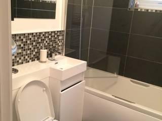 New Bathroom:  Bathroom by Persepolis Architecture Ltd