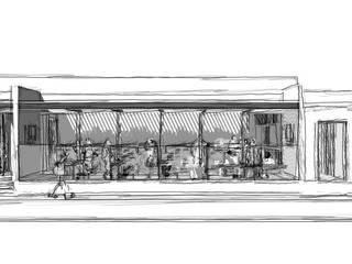 Restoran by CCA|arquitectos