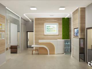 de Center of interior design Minimalista