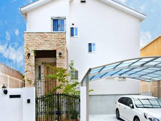 アンティーク家具と暮らすロフトのある家: 遊友建築工房が手掛けた家です。