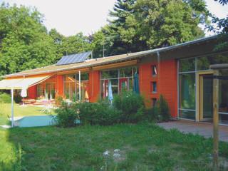 KITA Döbeln Moderne Häuser von Rentzsch Architekten Modern