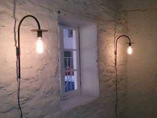 OFICINA Cafetaria:   por ARQG3 - Arquitectura e Design, Unipessoal Lda.