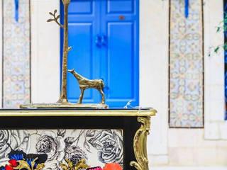DETALLES GRANGE Grange México HogarAccesorios y decoración Madera maciza Multicolor