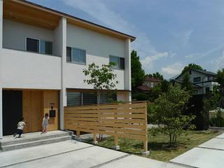 下岡田box: 竹内裕矢設計店が手掛けたスカンジナビアです。,北欧