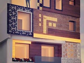 Design Work:  Houses by The Silversea