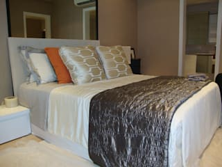 Design Work:  Bedroom by The Silversea