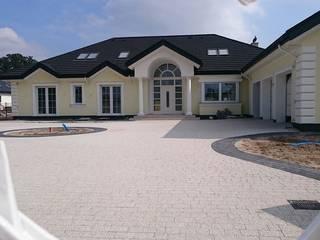 Rezydencja Parkowa Maisons modernes par MG Projekt Projekty Domów Moderne