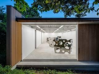 田中米吉彫刻美術館: 北村大作建築設計事務所が手掛けた家です。