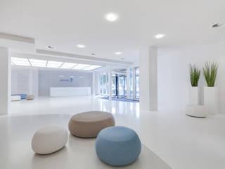Pharmakonzern:  Bürogebäude von Jutta Hillen Innenarchitektur