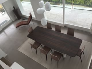 HP Interior srl Dining roomTables Wood