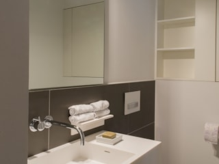 Bathroom by ARTfischer Die Möbelmanufaktur., Modern