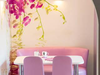Kobiecy kącik w domu: styl , w kategorii Kuchnia zaprojektowany przez Studio Mirago