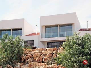 ARCHDESIGN LX Villas Reinforced concrete White