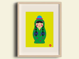 Láminas Kiut:  de estilo  por Kiut - Objetos para presumir tu casa