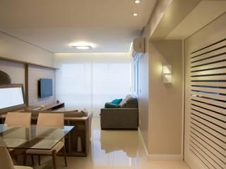 estar:   por Cintia Sauner Arquitetura e interiores
