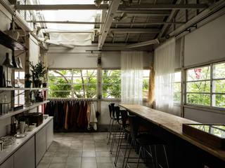 Galerías y espacios comerciales de estilo escandinavo de WA-SO design -有限会社 和想- Escandinavo
