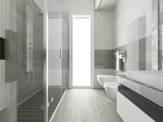 Casa SA: Bagno in stile  di De Vivo Home Design