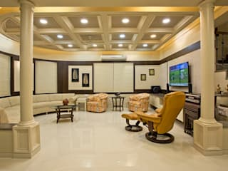Recent Projects Colonial style living room by U & I Interiors Pvt. Ltd. Colonial