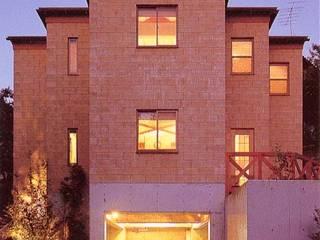 外観: イデア建築デザイン事務所が手掛けた家です。