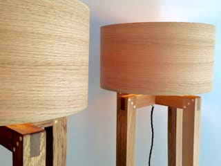 Edison What Shades:   by Jon Mitchell Furniture