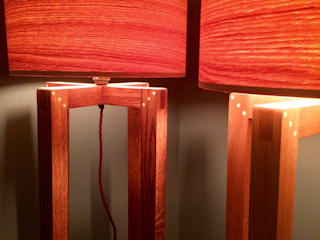 Edison What Shades At Night:   by Jon Mitchell Furniture