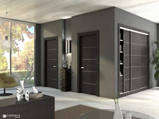 Internal doors: modern  by Adamson Doors, Modern