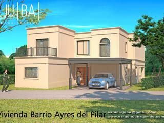 Portfolio Casas clásicas de JUBA arquitectura Clásico