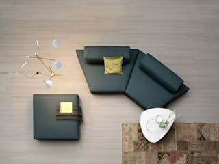 Salon de style  par Livarea, Moderne