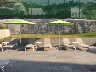 Condominios Sparta Locaciones para eventos de estilo minimalista de SINDO OUTDOOR Minimalista