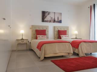 Zenaida Lima Fotografia Classic style bedroom
