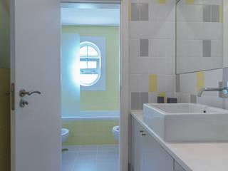 Zenaida Lima Fotografia Phòng tắm phong cách kinh điển