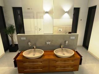 Vom Konzept bis zur Realität - wir gestalten Ihr Traumbad: moderne Badezimmer von Bad Campioni