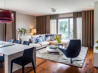 Jorge Cassio Dantas Lda Living roomSofas & armchairs Tekstil Blue