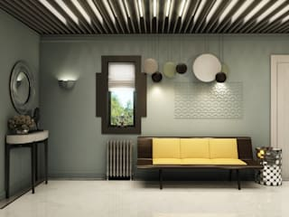 Hôtels de style  par Wide Design Group